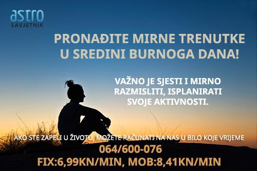 spokoj, mirnoca, Astrosavjetnik, savjetnici, najbolji u Hrvatskoj, Novatv