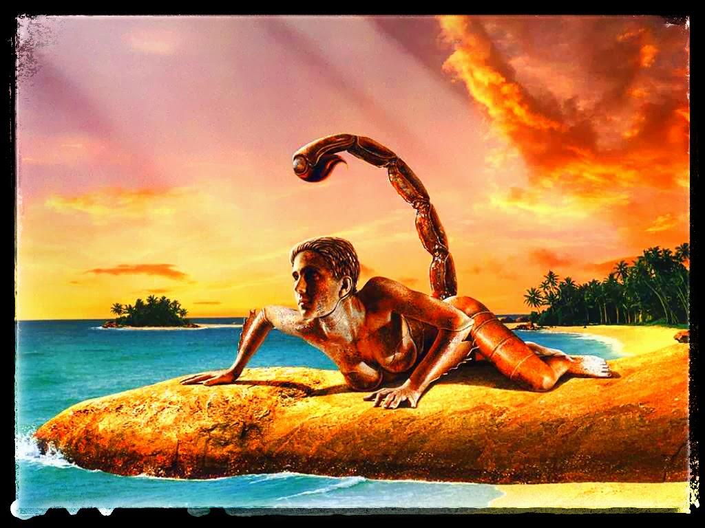 Sunce u Škorpionu i 12 podznaka
