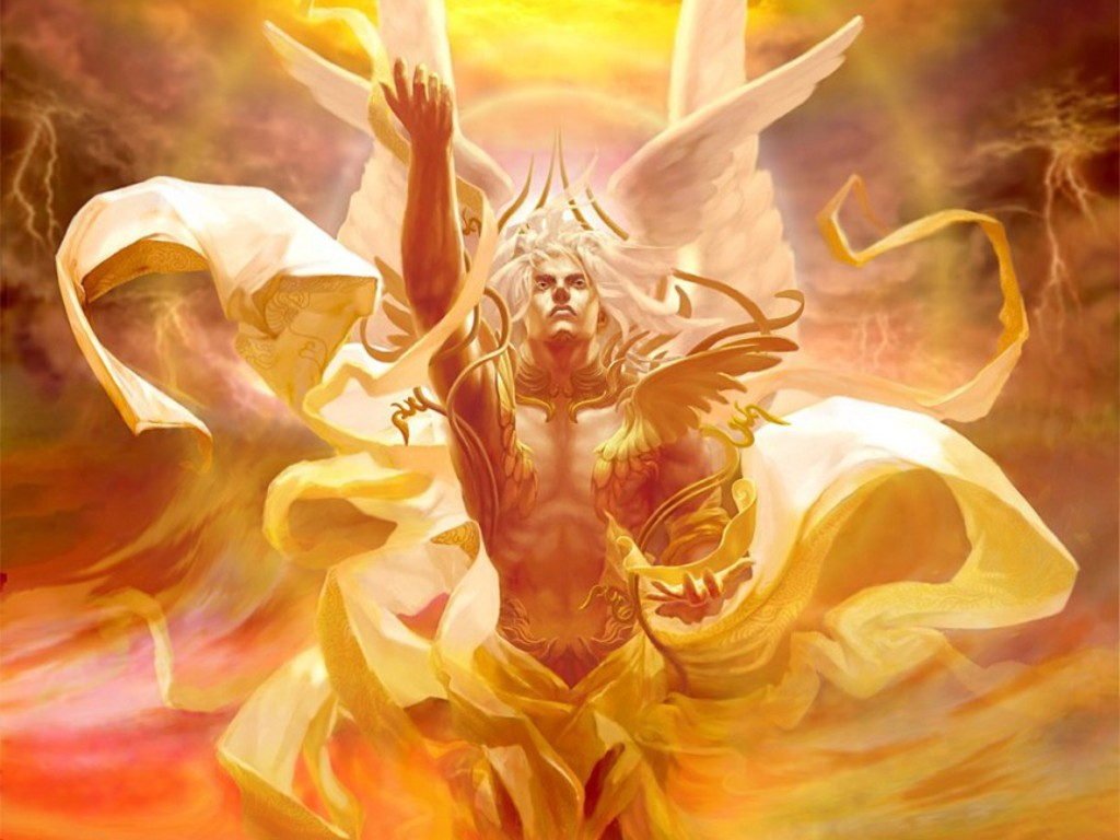 Saznajte više o anđelima – Anđeo Hamied