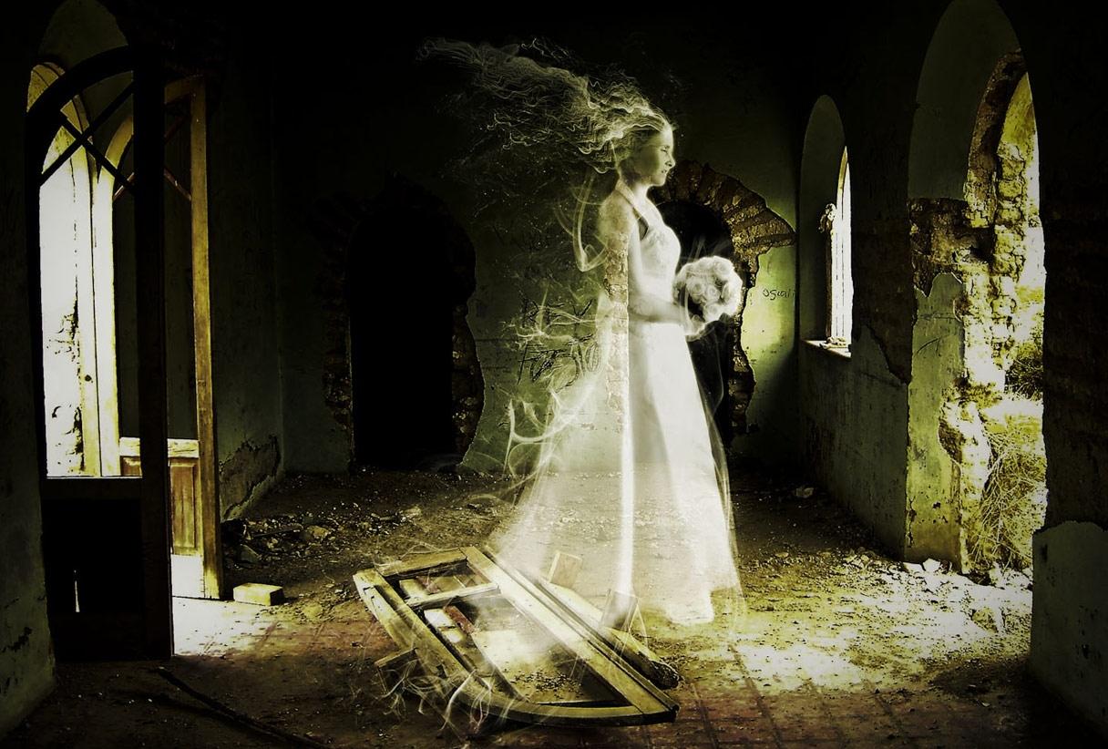 Mislite da duhovi zaista postoje? Istinite priče koje to i  dokazuju!