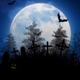 Ovu Noć vještica obasjat će Plavi Mjesec!